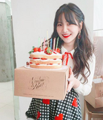 Yeri on her birthday 7