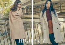 Irene and Joy October 2016 High Cut Magazine