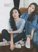 Seulgi and Irene SM Rookies