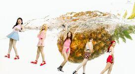 Red Velvet Red Flavor MV 28