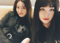 Seulgi and Yeri IG Update 180320 2