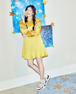 Irene for Nuovo Korea Shoes Cyclone