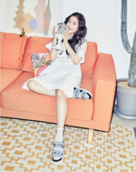 Irene for Nuovo Korea Shoes Vivienne