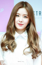 Irene at a Girl Group Makeup Book Event