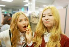 Seulgi and Yeri IG Update 13