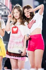 Seulgi and Wendy Thank You Festival 2016