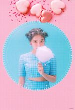 Yeri Cookie Jar Album Booklet Scan