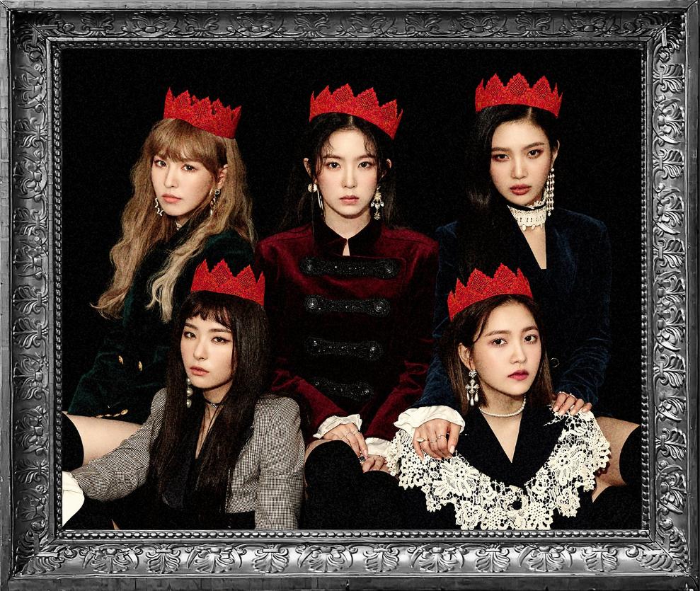 Nice Red Velvet Peek A Boo Group Teaser 5.PNG