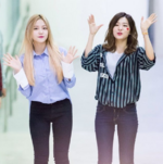 Seulgi and Yeri