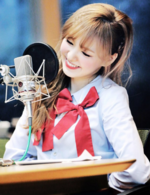 Wendy recording studio 2