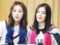 Irene and Wendy Happiness Era Fan meeting