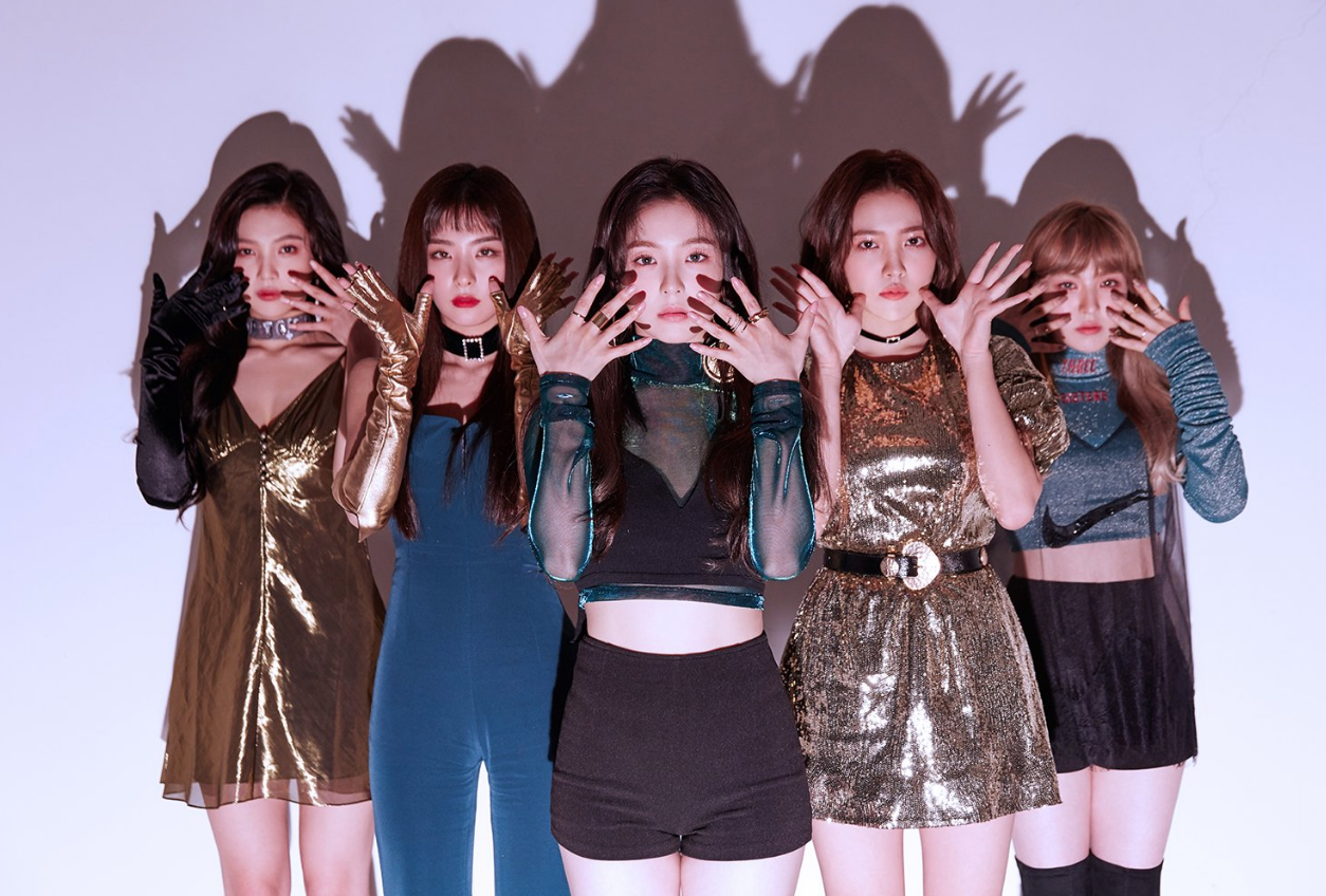 Attractive Red Velvet Peek A Boo Group Teaser 4.PNG Gallery