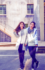 Seulgi and Wendy for Meters Photoshoot