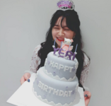 Yeri on her birthday 4