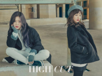 Irene and Joy October 2016 High Cut Magazine 2