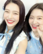 Yeri and Joy IG Update 190917 2