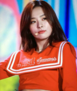 Seulgi at SBS Inkigayo Super Concert in Daejeon 3