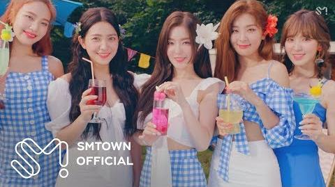 Red Velvet 레드벨벳 'Power Up' MV