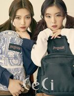 Irene and Joy CéCi 2017 3