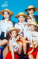 Red Velvet Summer Magic Promo Picture 5