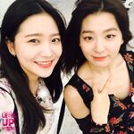 Seulgi and Yeri Level Up Project Red Velvet