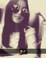 Irene Instagram Update on the plane 2
