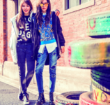 Seulgi and Wendy for Meters Photoshoot 2