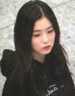 Irene Departure to Incheon