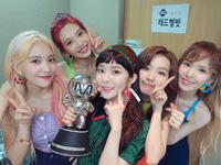 Red Velvet Twitter Update 170720