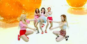 Red Velvet Red Flavor MV 9