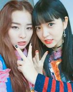 Seulgi and Yeri IG Update 4