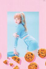 Wendy Cookie Jar Album Booklet Scan 3