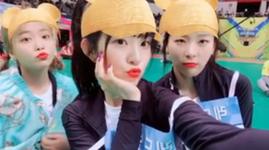 Irene, Seulgi and Yeri IG Update 150118 2