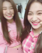 Seulgi and Yeri IG Update 090917 3