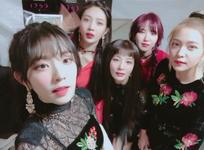 Red Velvet IG Update 100118