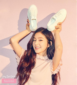 Irene for Nuovo Korea Shoes Bubbly 13