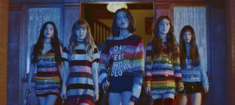 Red Velvet Peek-A-Boo MV 3