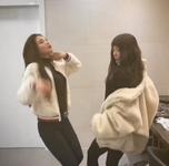 Seulgi and Joy IG Update 081217 2