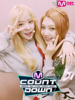 Irene and Joy M Countdown