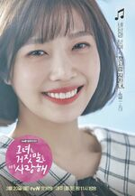 Joy Promo Picture for The Liar and his Lover