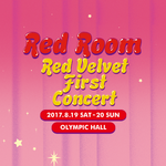 Red Room Red Velvet's first concert