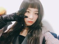 Seulgi IG Update 261117 2
