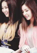 Seulgi and Irene Happiness Era