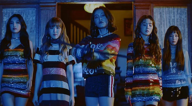 Red Velvet Peek-A-Boo MV 2