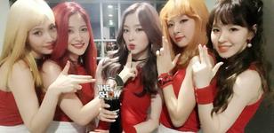 Red Velvet Russain Roulette Win