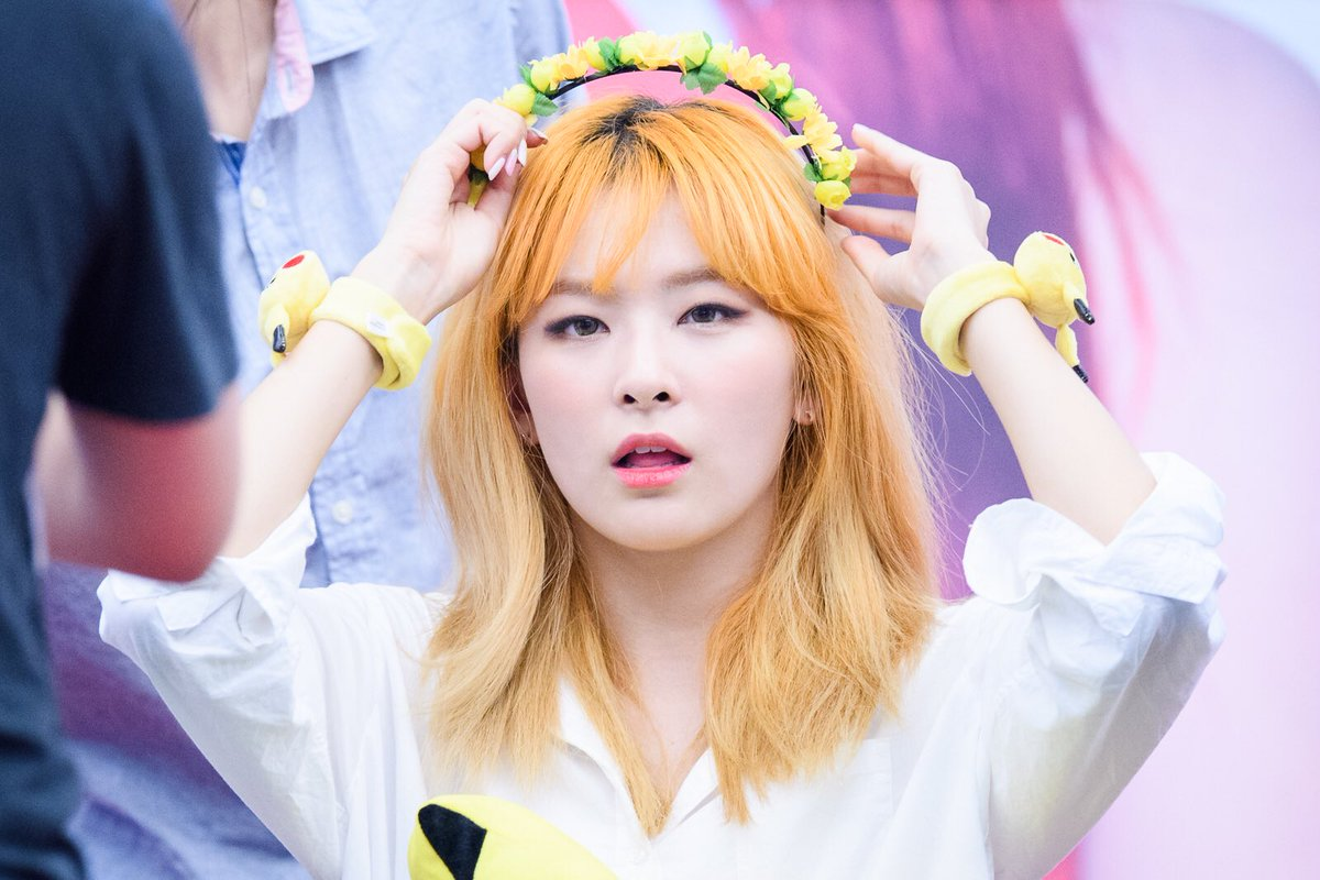 Image seulgi wearing a flower crowng red velvet wiki fandom seulgi wearing a flower crowng izmirmasajfo