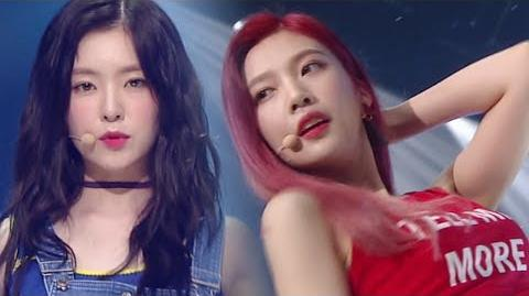 《Comeback Special》 Red Velvet (레드벨벳) - You Better Know @인기가요 Inkigayo 20170709