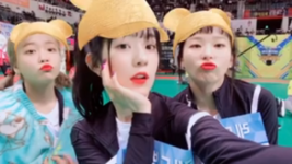 Irene, Seulgi and Yeri IG Update 150118