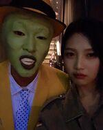 Joy & SHINee's Onew IG Update - 110118 (1)