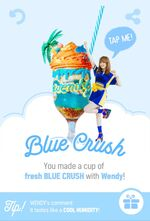 Red Velvet Summer Magic Blue Crush